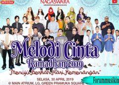 Menuju Ramadan Beberapa Artis Kompilasi Religi