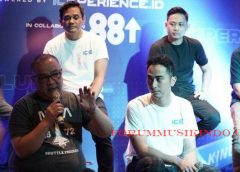 DJ Sumantri Jadi juri Di Electronic Music