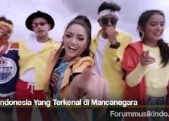 Lagu Indonesia Yang Terkenal di Mancanegara