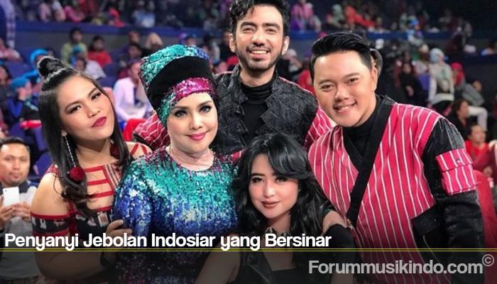 Penyanyi Jebolan Indosiar yang Bersinar
