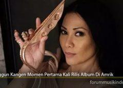 Anggun Kangen Momen Pertama Kali Rilis Album Di Amrik