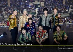 BSD Di Guncang Super Junior