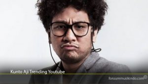 Kunto Aji Trending Youtube