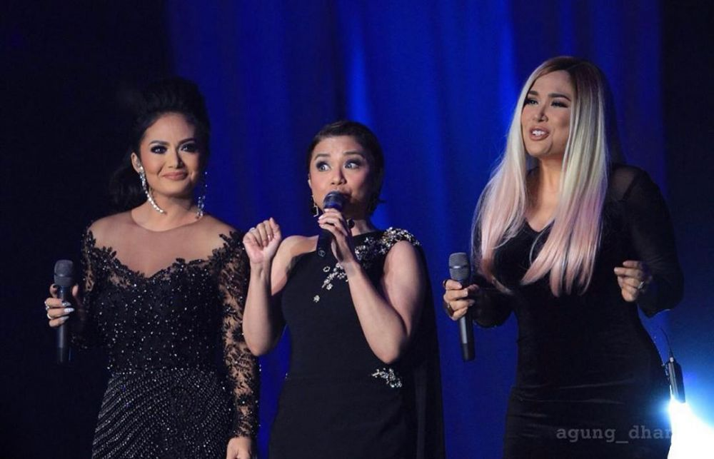 Persahabatan Para Penyanyi Ini Bagaikan Saudara Kandung