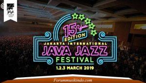 The Groove Meramaikan Java Jass Festival 2019