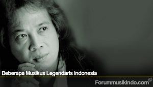 Beberapa Musikus Legendaris Indonesia