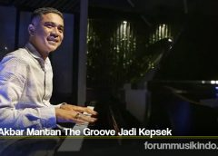 Ali Akbar Mantan The Groove Jadi Kepsek