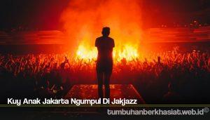 Kuy Anak Jakarta Ngumpul Di Jakjazz