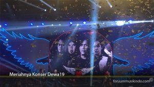 Meriahnya Konser Dewa19